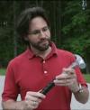 Brandon Hyde, co-developer of the Cole-Bar Hammer'
