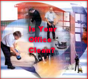 Salt Lake Office Cleaning Pros'