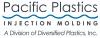 Pacific Plastics Injection Molding Logo'