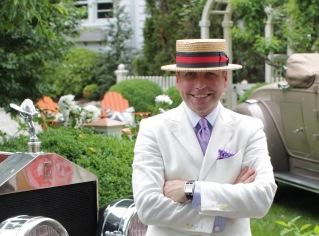 Mar Jennings Creates Gatsby Inspired Garden Party'