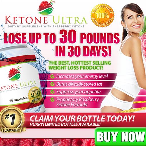 Ketone Ultra 30 Days'