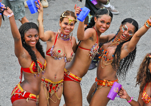 Caribbean Connection'