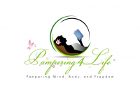 Pampering4life Lifestyle and Wellness Company Logo