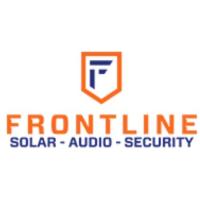 Frontline Roofing & Solar Pharr Logo