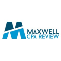 Maxwell CPA Review, LLC Logo