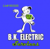 Company Logo For B.K. Electric Services'