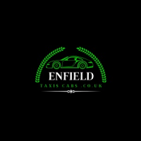 Enfield Taxis Cabs Logo
