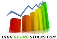 High Rising Stocks Logo