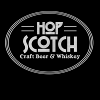 Hop Scotch Craft Beer and Whiskey Logo
