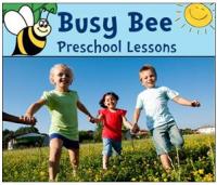 Busy Bee Preschool Lessons Logo