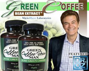 green coffee bean dr oz'