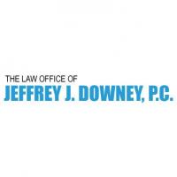 The Law Office of Jeffrey J. Downey, P.C. Logo