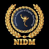 National institute of digital Marketing Logo