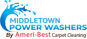 Company Logo For Middletown Power Washers'