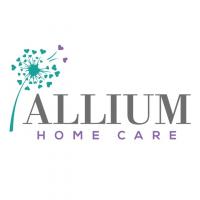 Allium Home Care Logo