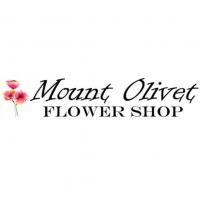 Mount Olivet Flower Shop Logo
