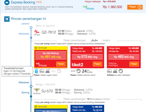 tiket pesawat'