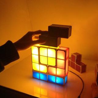 Ankaka Announces Unique Latest Cool Gadgets Tetris Lamp'