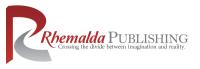 Rhemalda Publishing Logo