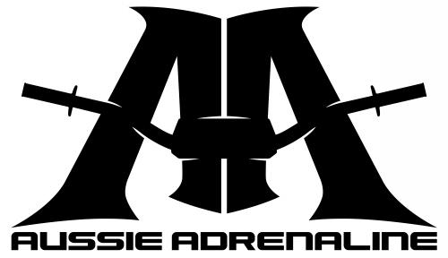 Company Logo For Aussie Adrenaline'