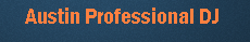 Company Logo For Austin Professional DJ'