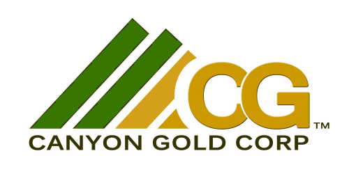 Company Logo For Canyon Gold Corp'