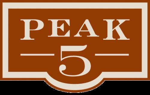 Peak5 Logo'