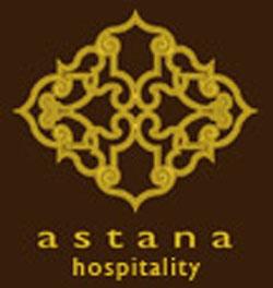 Company Logo For Astana Hospitality Management'
