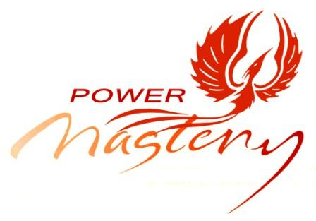 Logo for Powermastery'