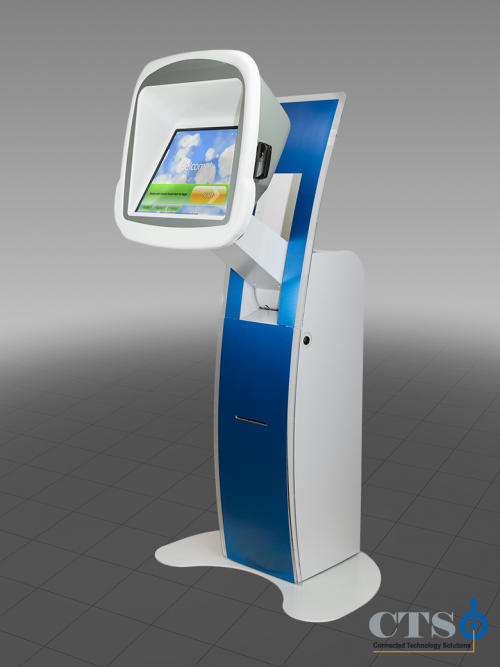 Patient Check-In Kiosk'