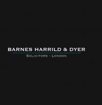 Barnes Harrild & Dyer Solicitors Logo