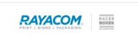Rayacom Print+Sign+Packaging Logo