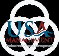 USA Management Logo