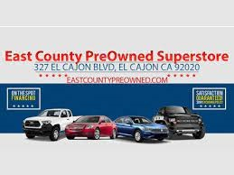 Company Logo For East County Pre-Owned Superstore'