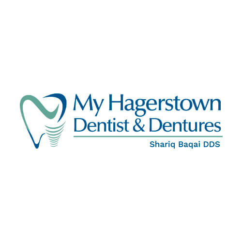 Company Logo For My Hagerstown Dentist & Dentures'