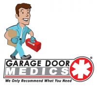 Garage Door Medics Logo