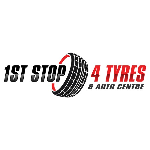 Company Logo For 1ST STOP 4 TYRES'
