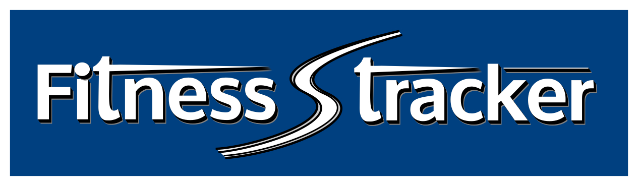Company Logo For Fitness Tracker Book