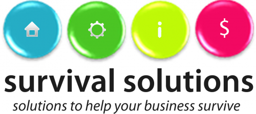 Logo for Survival Solutions'