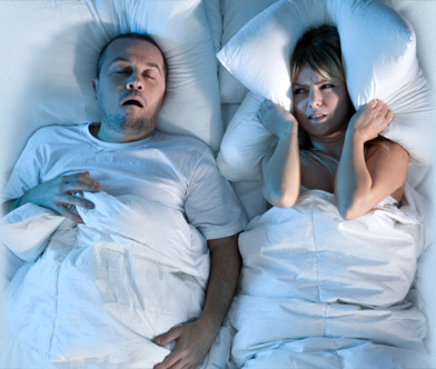 Stop Snoring with Good Morning Snore Solution'