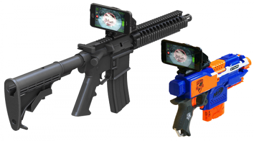 inteliSCOPE for Shooters'