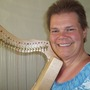 Pedal Harp for Sherry Konkus Logo