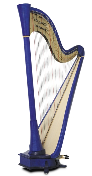 Help purchasing a concert Grand Harp'