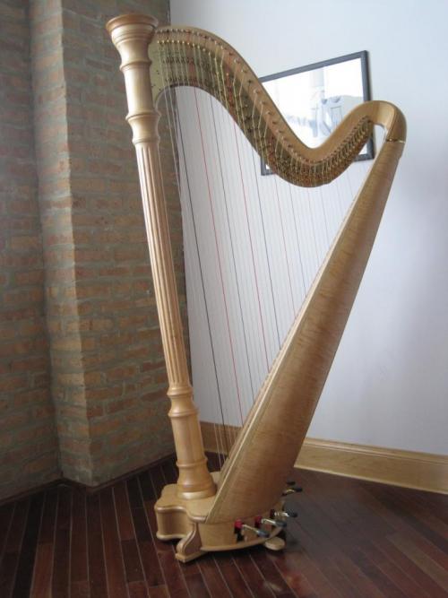 Help purchasing a concert Grand Harp'