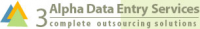3Alpha Data Entry Logo