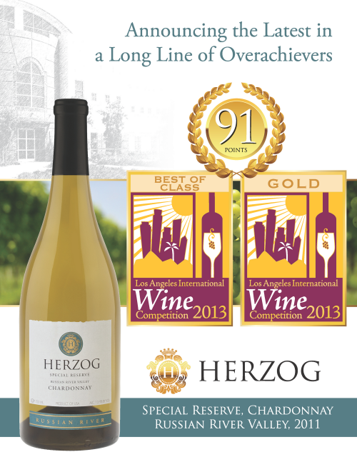 Herzog Wine Competition 2013'