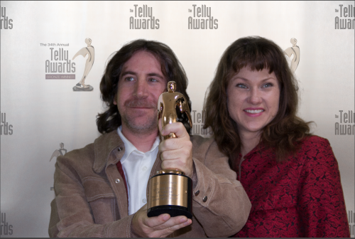 RAW Productions Wins 2013 Telly Award'
