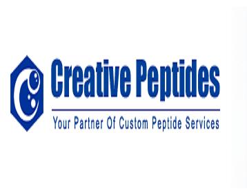 Company Logo For Creative Peptides'