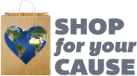 Shop For Your Cause logo