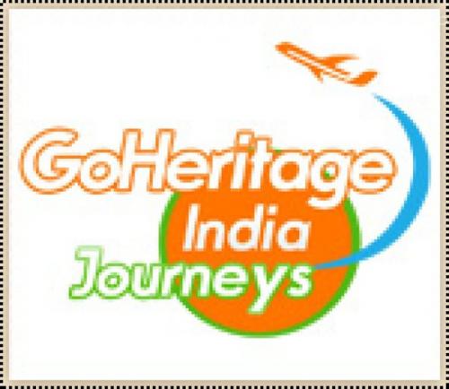 Company Logo For Go Heritage India Journeys'